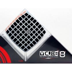 V-CUBE - Cube 8x8 Bombé Blanc un jeu V-Cube