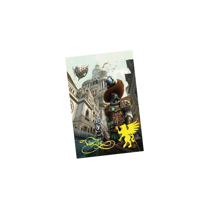 Venzia - Edition Jaune un jeu Les XII singes