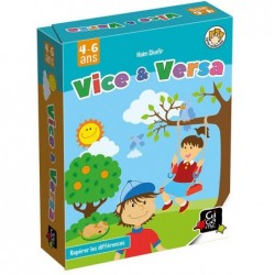 Vice et Versa un jeu Gigamic
