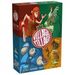 Village Pillage un jeu Origames