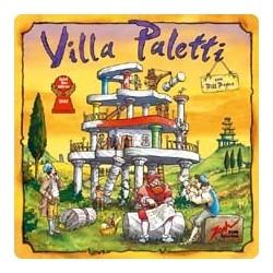 Villa Paletti un jeu Zoch