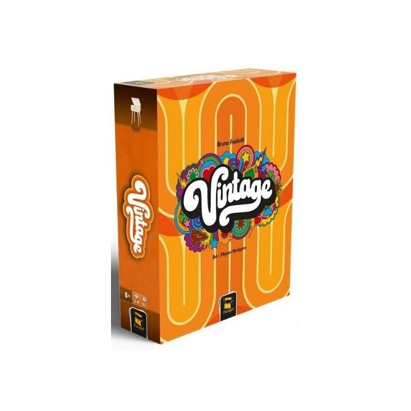 Vintage un jeu Matagot