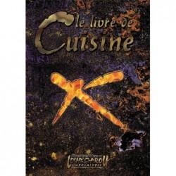 Le livre de Cuisine un jeu Arkhane Asylum Publishing