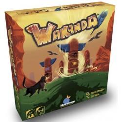 Wakanda un jeu Blue orange
