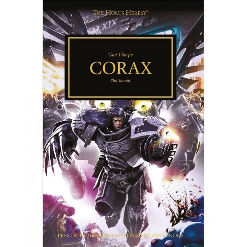Corax - Plus jamais un jeu Black Library