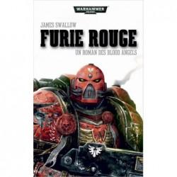 Furie Rouge un jeu Black Library