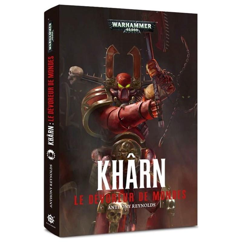 Khârn - Le Dévoreur de Mondes un jeu Black Library