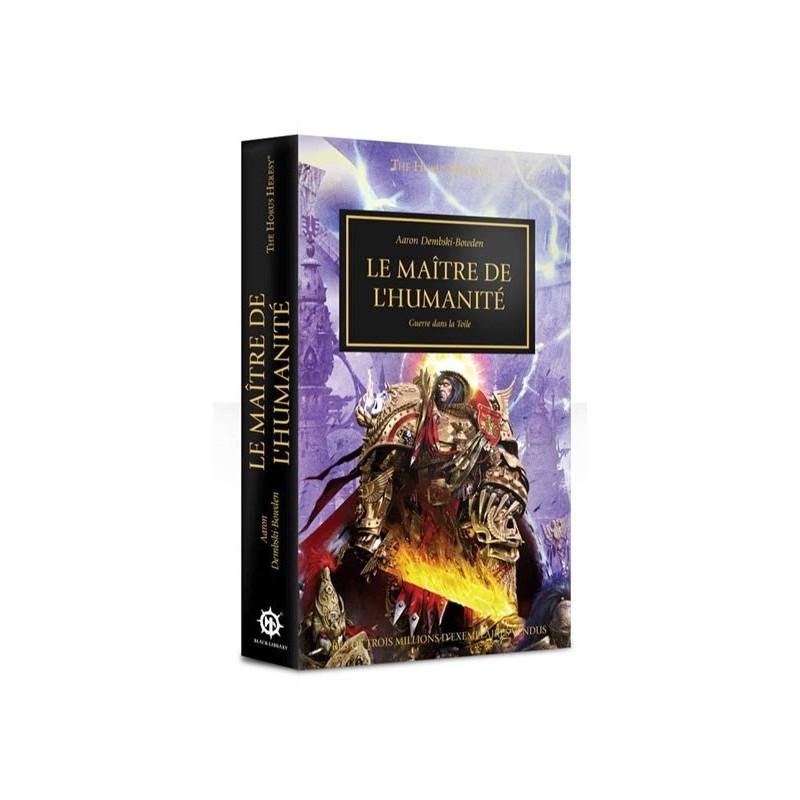 Le maître de l'humanité un jeu Black Library