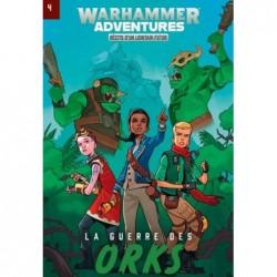 La guerre des Orks un jeu Black Library