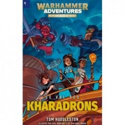 Le vol des Kharadrons un jeu Black Library