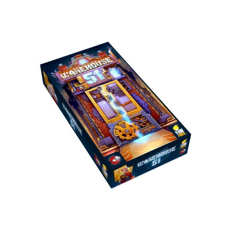 Warehouse 51 un jeu Funforge