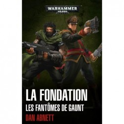 Warhammer 40k - La fondation un jeu Black Library