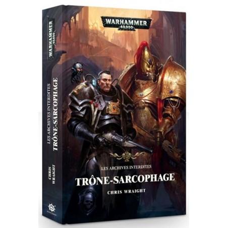 Trône-sarcophage un jeu Black Library