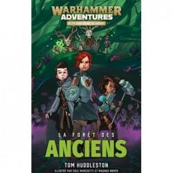 Warhammer Adventures : La Forêt des Anciens un jeu Black Book