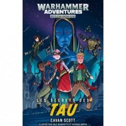 Warhammer Adventures : Les Secrets des Tau un jeu Black Library