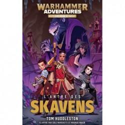 Warhammer - L'antre des Skavens un jeu Black Library