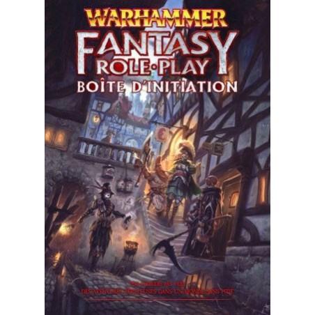 Warhammer - Boite d'initiation un jeu Black Book
