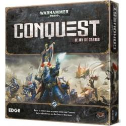 Warhammer 40 000 JCE - Conquest un jeu Edge