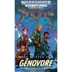 Warhammer adventures - Les griffes du Génovore un jeu Black Library