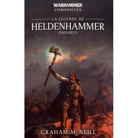Warhammer Chronicles - La Légende de Heldenhammer un jeu Black Library
