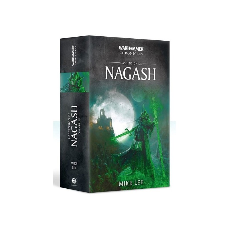 L'Ascension de Nagash un jeu Black Library