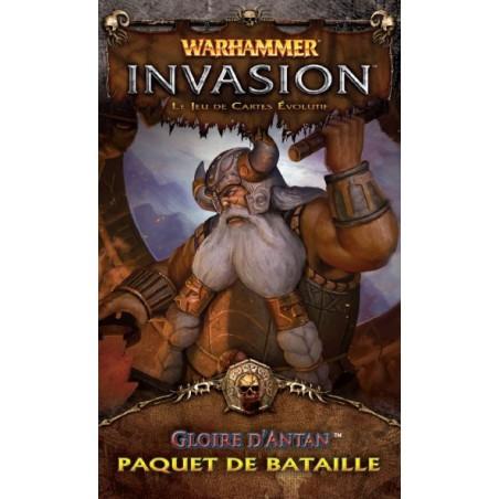 Warhammer Invasion Gloire d'Antan un jeu Edge