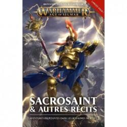 Sacrosaint & autres récits un jeu Black Library