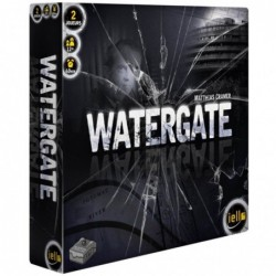 Watergate un jeu Iello