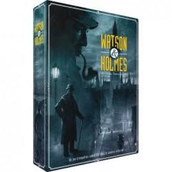Watson & Holmes un jeu Space cowboys
