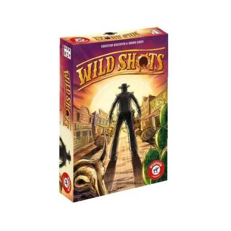 Wild shots un jeu Piatnik