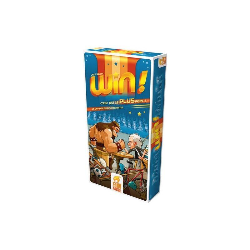 Win ! un jeu Funforge