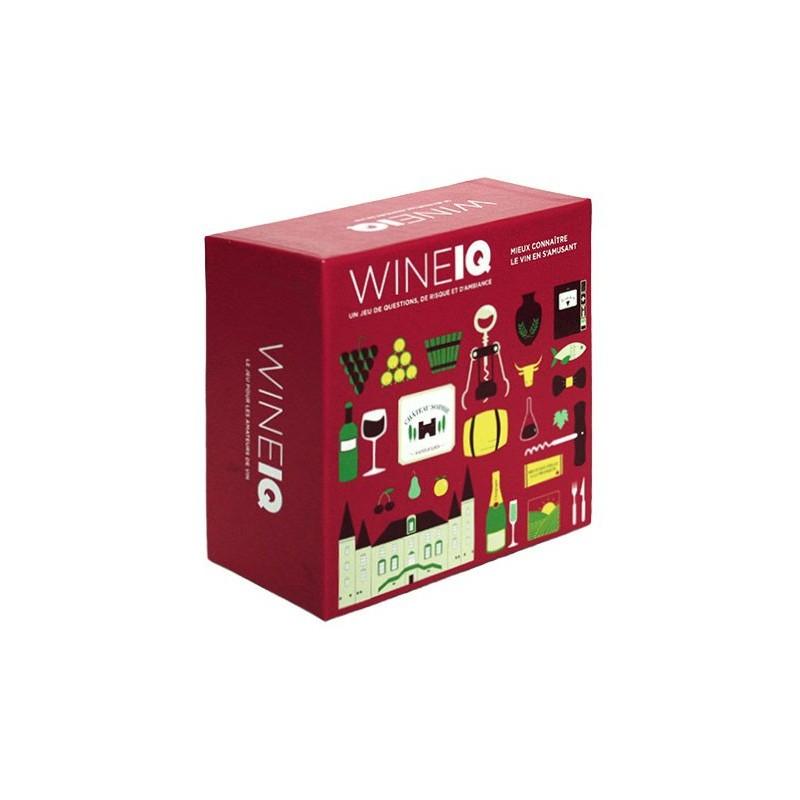 Wine IQ un jeu Helvetiq