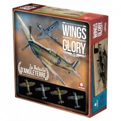 Wings of Glory - La bataille d'Angleterre un jeu Asyncron games