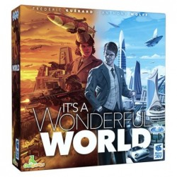 It's a wonderful world un jeu La boîte de jeu