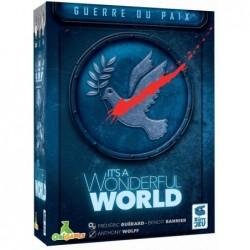 It's a Wonderful World : Guerre ou Paix un jeu La boîte de jeu