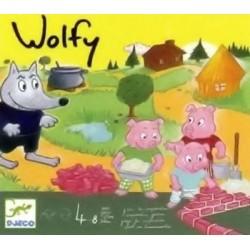 Woolfy un jeu Djeco