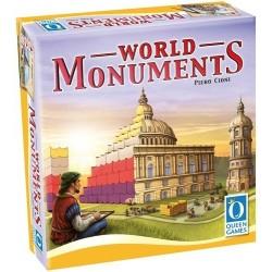 World monuments un jeu Queen Games