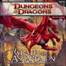 Dungeons & Dragons - Wrath of Ashardalon (VO) un jeu Wizards of the coast