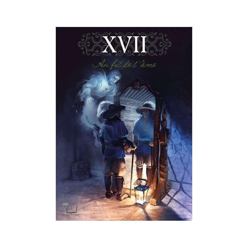 XVII : Au fil de l'âme - Livre de base un jeu La Plume de Cyrano