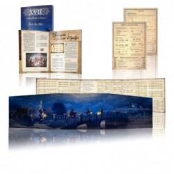 XVII Au fil de l'ame - Kit du MJ un jeu La Plume de Cyrano