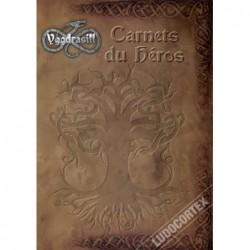 Yggdrasill - Carnets du Héros un jeu 7ème cercle
