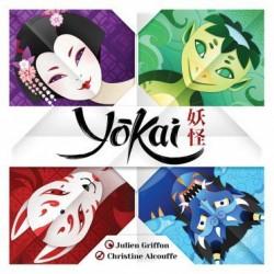 Yokai un jeu Bankiiiz Editions