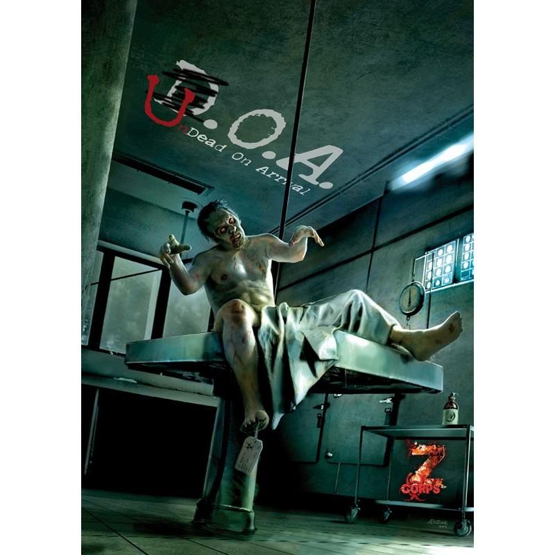 Z-corps - Undead On Arrival un jeu 7ème cercle