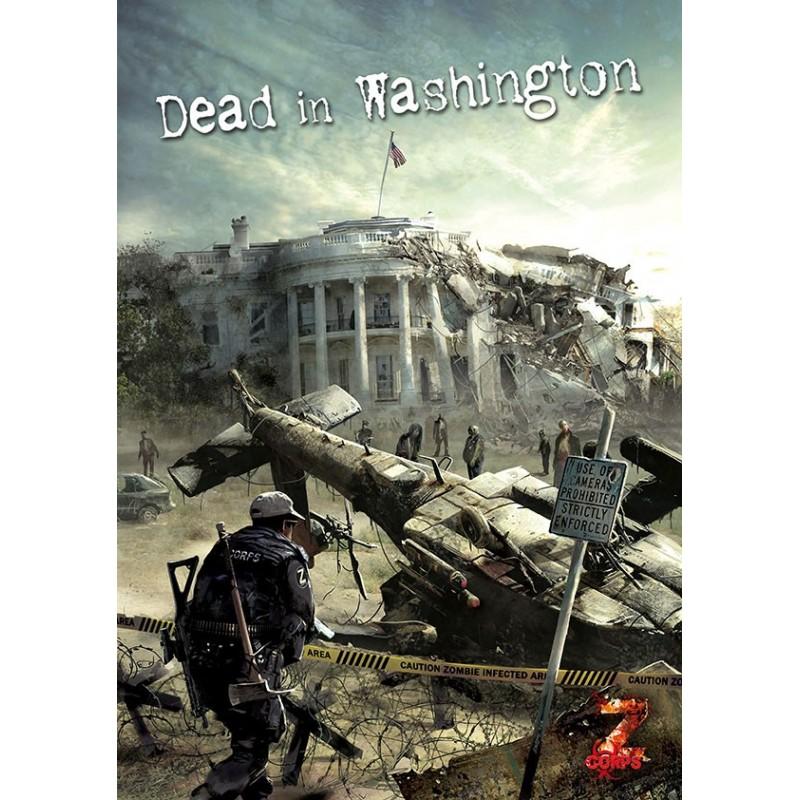 Dead in Washington un jeu 7ème cercle