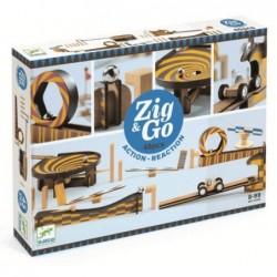 Zig and Co - 45 pièces un jeu Djeco