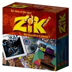 Zik - Volume 2 un jeu Black Book