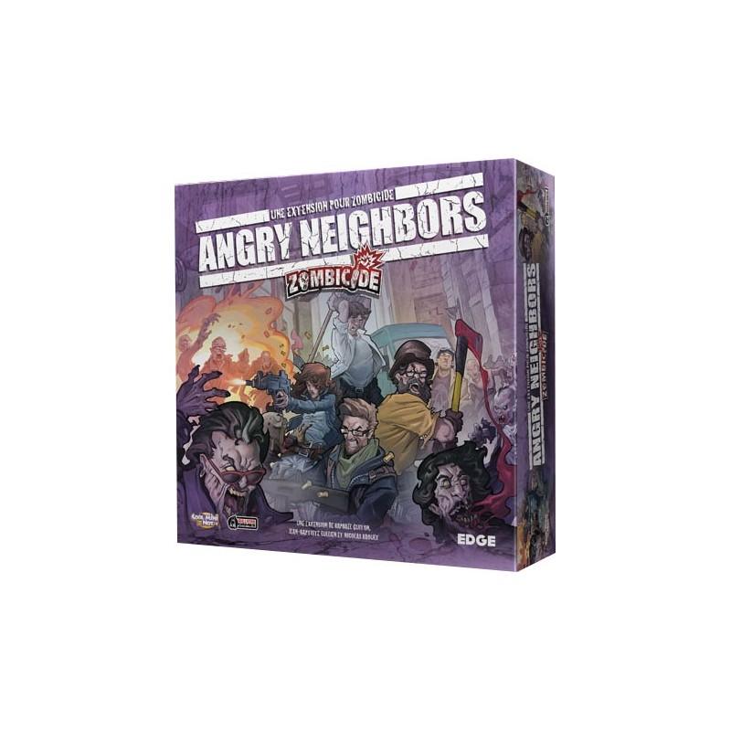 Angry Neighbors un jeu Edge