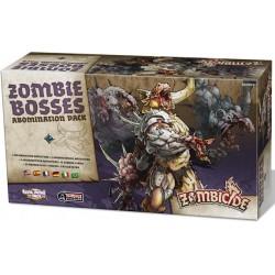 Zombie Bosses - Abomination Pack un jeu Edge