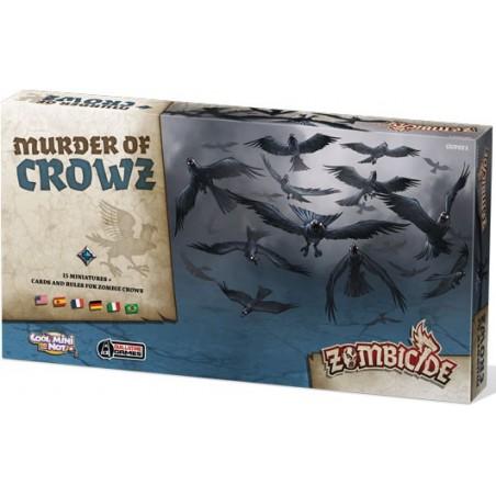 Murder of crowz un jeu Edge