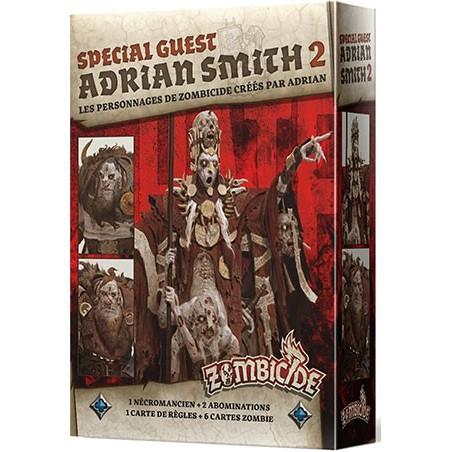 Special Guest - Adrian Smith 2 un jeu Edge